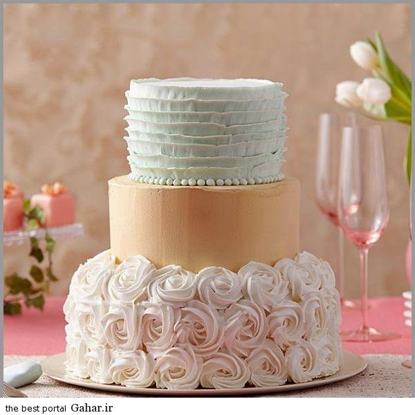396517 244 مدل های جدید کیک عروسی 2015 (2)