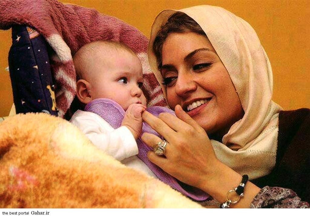 عکس جدید و دیدنی دختر مهناز افشار, جدید 1400 -گهر