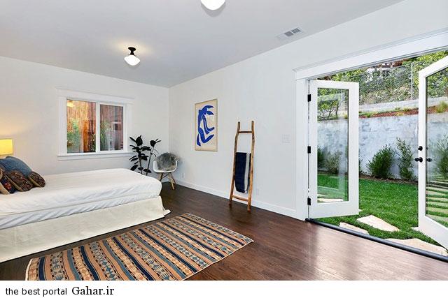 Charming Home 2 طراحی داخلی خانه ای شیک در لس آنجلس