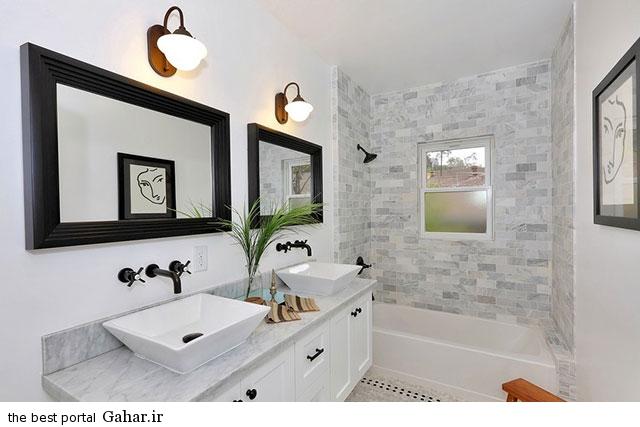 Charming Home 4 طراحی داخلی خانه ای شیک در لس آنجلس