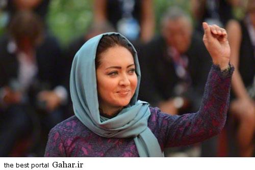 عکس هایی از پوشش نیکی کریمی در جشنواره ونیز, جدید 1400 -گهر