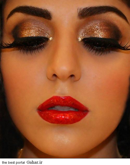 arayesh cheshm 2015 1 مدل جدید آرایش چشم (ویژه مراسم عروسی)