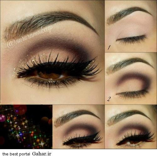 arayesh cheshm 2015 3 مدل جدید آرایش چشم (ویژه مراسم عروسی)