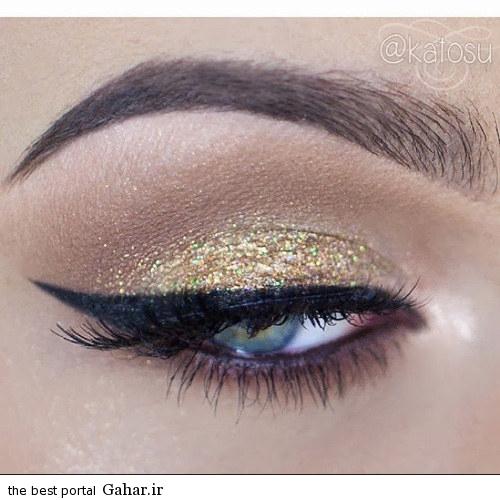 arayesh cheshm 2015 4 مدل جدید آرایش چشم (ویژه مراسم عروسی)
