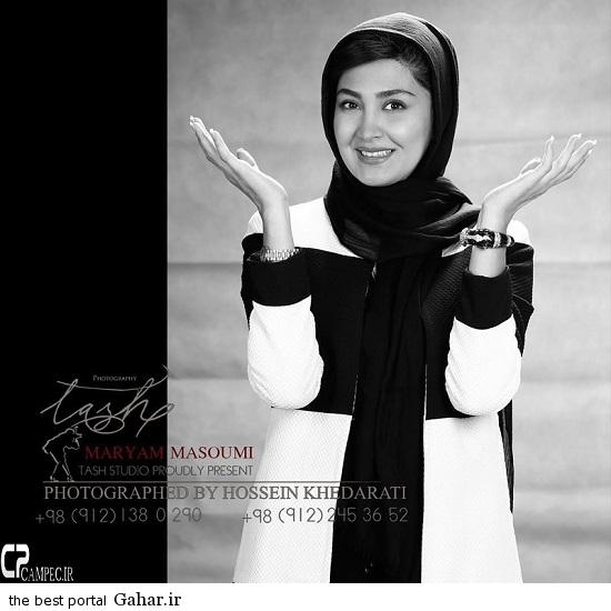 ax Maryam Masoumi 1 عکسهای جدید مریم معصومی (پاییز 94)