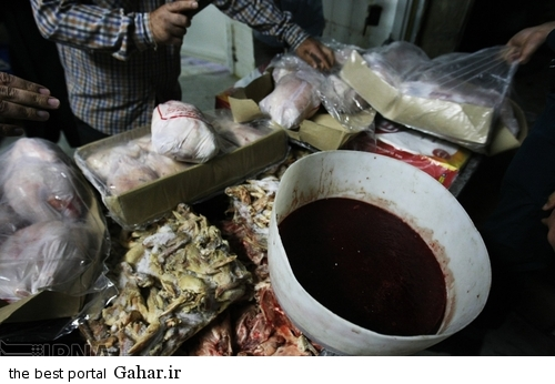 karkhane sosis kalbas 9 پلمپ کارخانه سوسیس و کالباس در دماوند / عکس