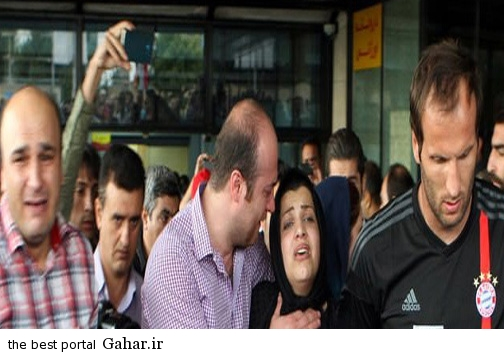 عکس همسر هادی نوروزی, جدید 1400 -گهر