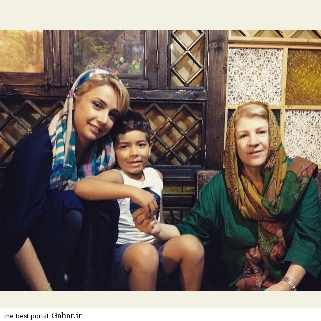 جدیدترین عکس های شبنم قلی خانی در پاییز ۹۴, جدید 99 -گهر