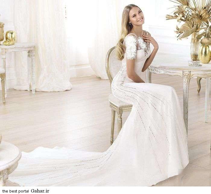 جدیدترین مدل های لباس عروس سال ۲۰۱۵, جدید 1400 -گهر