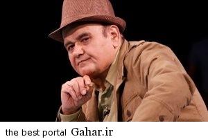 خاطره زشت اکبر عبدی در برنامه زنده شبکه سه, جدید 1400 -گهر