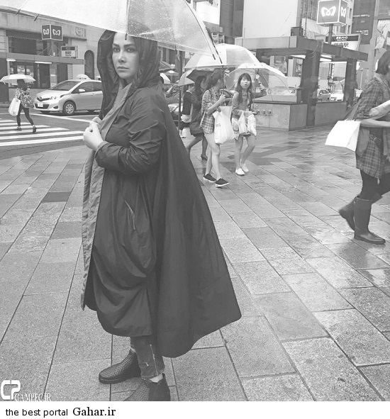 عکسهای جدید آنا نعمتی – پاییز, جدید 1400 -گهر