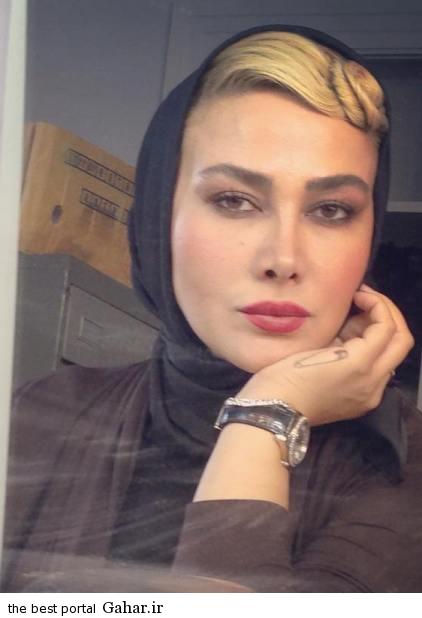 عکس های جدید آنا نعمتی با مدل موی جدید و متفاوت, جدید 99 -گهر