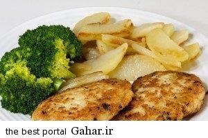 دستور تهیه کوکو مرغ / غذای سریع و راحت, جدید 1400 -گهر