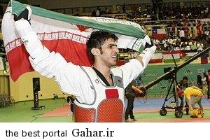 پفک فروشی بهزاد ایلخانی قهرمان تکواندو در سوپرمارکت, جدید 1400 -گهر