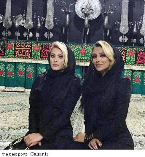 عکس جدید الهام عرب در هیئت و واکنش های جنجالی, جدید 99 -گهر