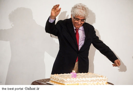 عکسهای دیدنی جشن تولد لوریس چکناوریان, جدید 1400 -گهر