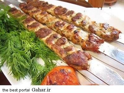 دستور پخت کباب کوبیده بوقلمون در فر, جدید 1400 -گهر