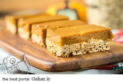 طرز تهیه شیرینی رژیمی پای کدو حلوایی, جدید 1400 -گهر