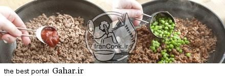 طرز تهیه تارت گوشت و سیب زمینی, جدید 1400 -گهر