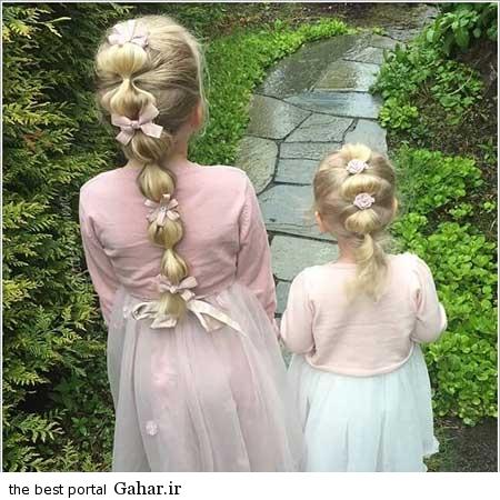 مدل موی دختر بچه ها ۹۴, جدید 1400 -گهر