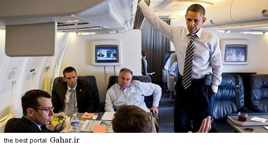 obama airpalne3 عکسهای هواپیمای اوباما + امکانات این هواپیما