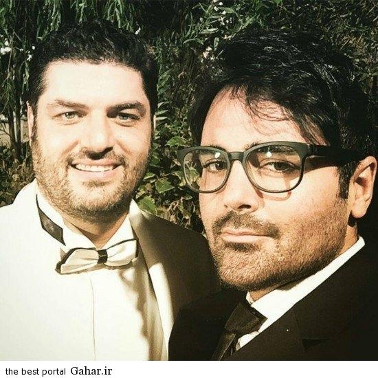 عکس های مراسم عروسی سام درخشانی و همسرش, جدید 1400 -گهر