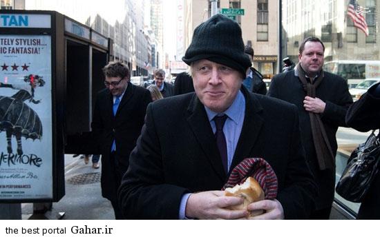 عکسهای خنده دار آقای شهردار باحال, جدید 1400 -گهر