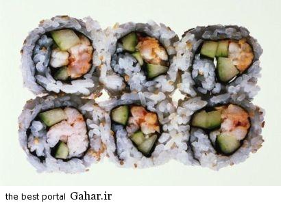 sooshi3 طرز تهیه سوشی در منزل