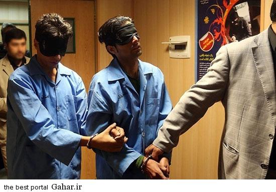 talaforoshi mashhad 6 دستگیری قاتلان طلافروشی مشهد / عکس