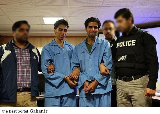 talaforoshi mashhad 9 دستگیری قاتلان طلافروشی مشهد / عکس