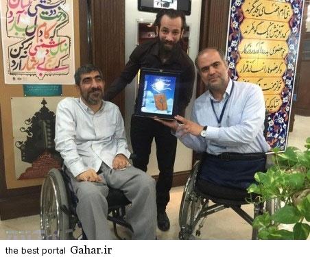 تتلو سفیر صلح شد / عکس, جدید 1400 -گهر