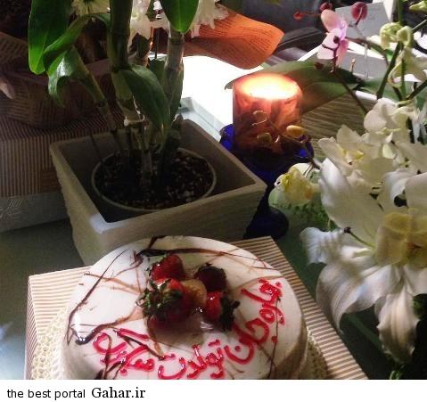 عکس های بهاره رهنما در جشن تولد ۴۲ سالگی اش, جدید 1400 -گهر