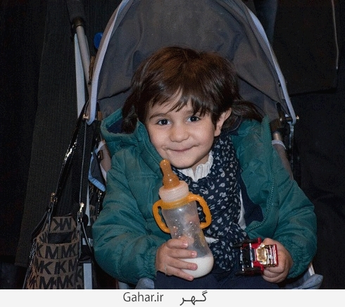arjmand13 عکس های بازیگران و خانواده ارجمند در سالگرد انوشیروان ارجمند