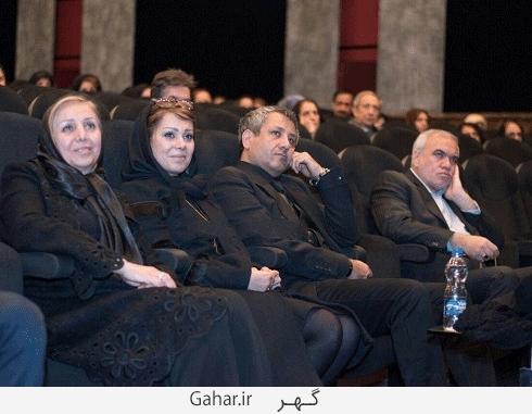 arjmand2 عکس های بازیگران و خانواده ارجمند در سالگرد انوشیروان ارجمند