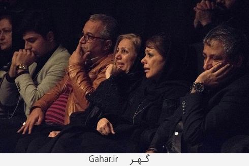 arjmand3 عکس های بازیگران و خانواده ارجمند در سالگرد انوشیروان ارجمند