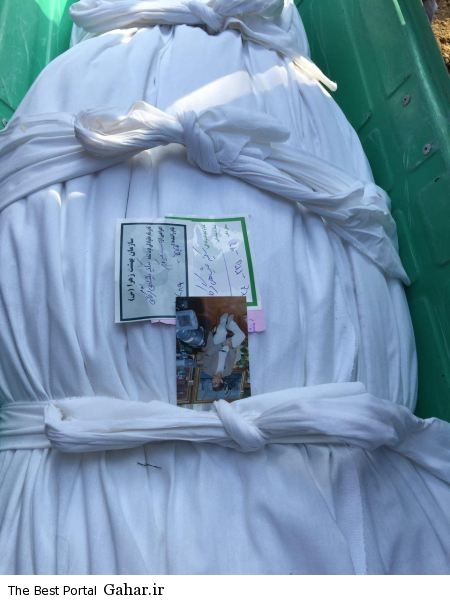 عکس های مراسم خاکسپاری مادر افشین قطبی, جدید 99 -گهر