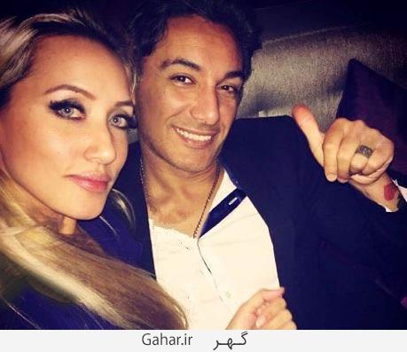 shadmehr.aghili122 عکس جالب و دیدنی از دختر و همسر شادمهر عقیلی