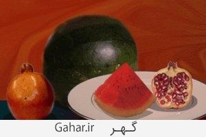 yalda توصیه های غذایی در مورد خوراکی های شب یلدا