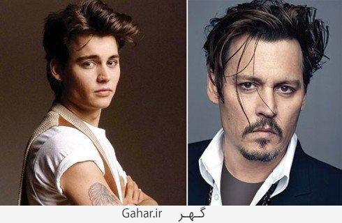 مدل موی مردانه به سبک ستارگان هالیوود از گذشته تا امروز, جدید 1400 -گهر