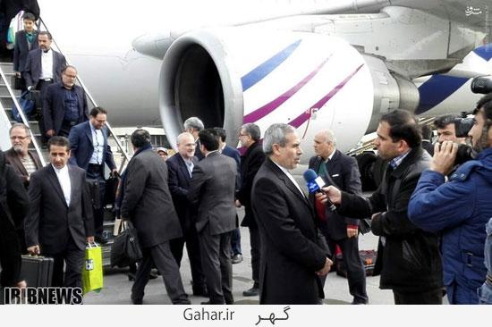 safir iran 5 عکس ; بازگشت سفیر ایران در عربستان بهمراه خانواده اش