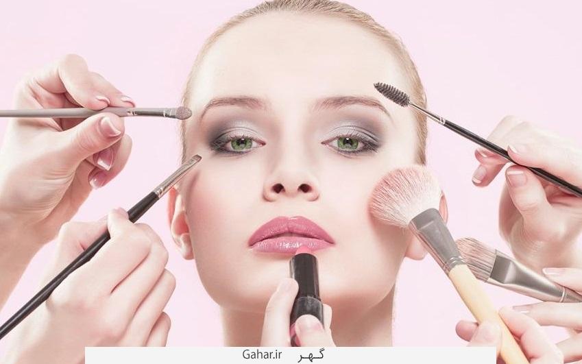arayesh اگر به مواد آرایشی حساسیت دارید بخوانید