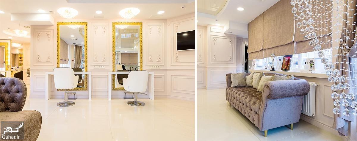 052325 Gahar ir دکوراسیون آرایشگاه زنانه فوق العاده زیبا و مدرن + جزییات