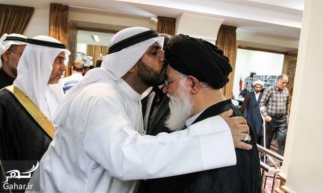 480755 Gahar ir عکس های افراد معروف در مراسم ترحیم همسر آیت الله علم الهدی