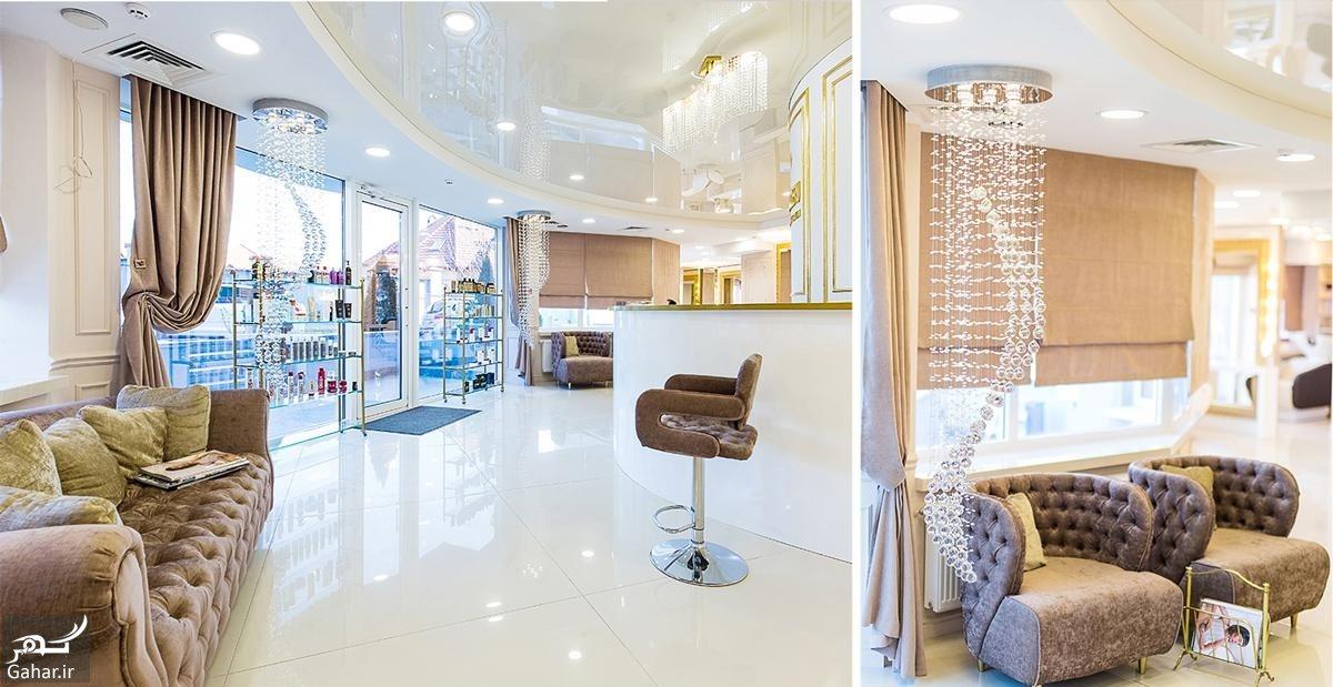669873 Gahar ir دکوراسیون آرایشگاه زنانه فوق العاده زیبا و مدرن + جزییات