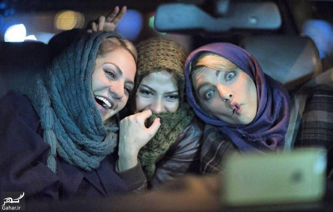 732979 Gahar ir عکس/ چهره های متفاوت بازیگران فیلم «ارادتمند،نازنین،بهاره،تینا»