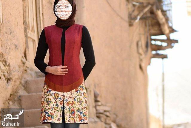 763543 Gahar ir مدل جدید مانتو دخترانه و زنانه شیک با طرحهای جدید تابستانی