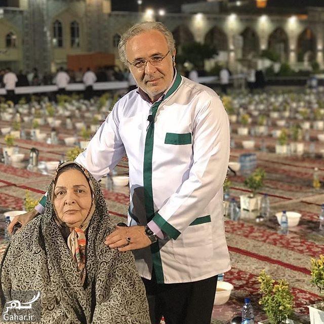 862824 Gahar ir عکس سید کاظم احمدزاده و مادرش + بیوگرافی