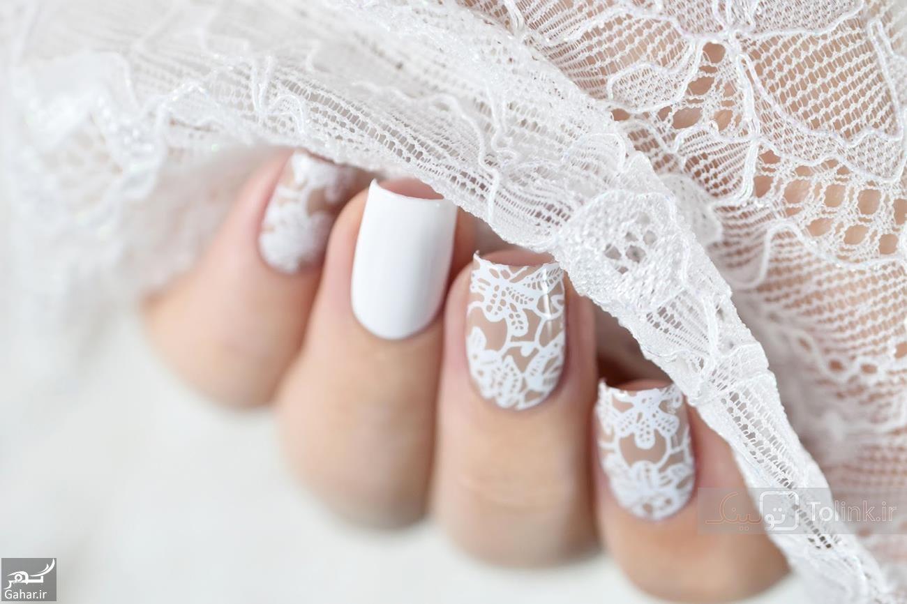 863702 Gahar ir جدیدترین مدل های طراحی ناخن برای عروس