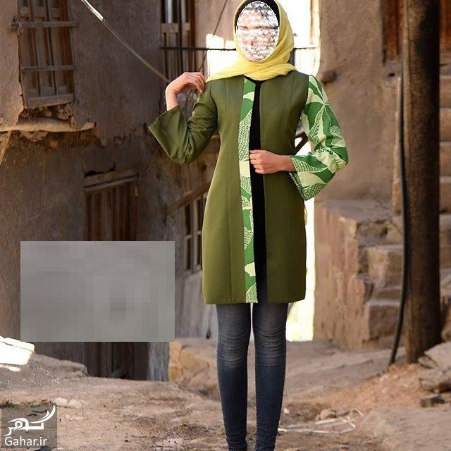 971347 Gahar ir مدلهای جدید مانتو تابستانی شیک دخترانه و زنانه 96