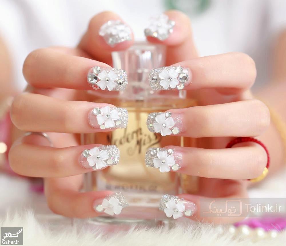 981325 Gahar ir جدیدترین مدل های طراحی ناخن برای عروس